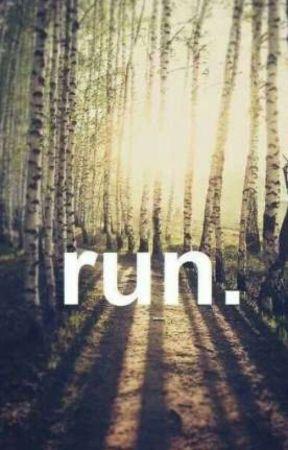Run from Trouble by BluePanda423