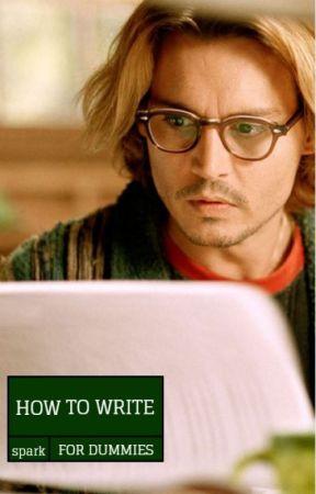 """""""How to Write"""" For Dummies by IoannaKoliofoti"""