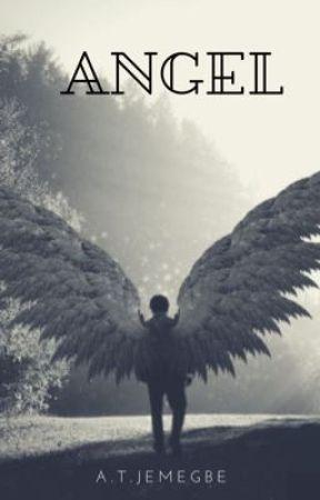 Angel  by mellowdazedpeach
