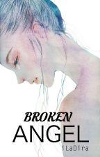 Broken Angel by iLaDira69