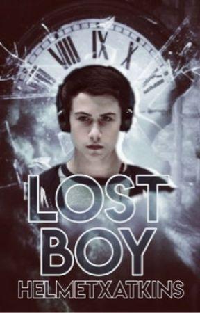 Lost Boy - Clay Jensen by helmetxatkins