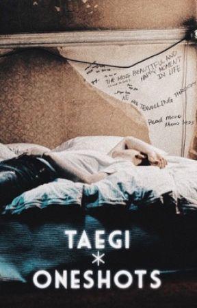 taegi one-shots ♡ by lcvejjk