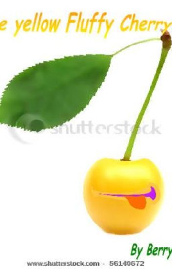 The yellow fluffy cherry