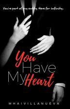 A Secret Affair Book 2- You Have My Heart [√] by Mhai-Villa-Nueva