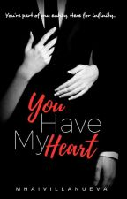 A Secret Affair Book 2- You Have My Heart (Completed) by Mhai-Villa-Nueva