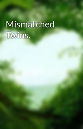 Mismatched Twins. by mayseun