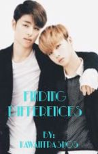 Finding Differences (Junhwan) (COMPLETED) by dysfunctionalcarat