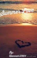 Summer Love by Hannah32904