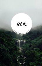 her |•| avengers a.u  by basicbruisedknees