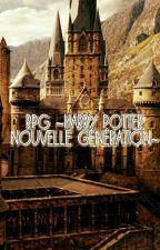 RPG Harry Potter {Nouvelle Génération} FERMÉ  by Lystoria
