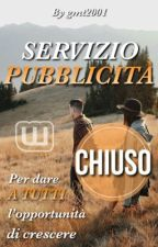 SERVIZIO PUBBLICITÀ [CHIUSO] by gmt2001