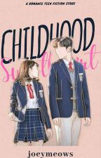 Childhood Sweetheart by AnonymousSwift