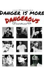 Danger is more DANGEROUS   Vkook  by xxVKxx97