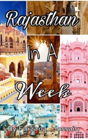 Rajasthan In A Week by Farzana_Hossain