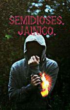 Semidioses. |Jainico| AU. by AlguienQueNoConoces-