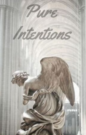Pure Intentions (Fallen angel!Taehyung au) by Silv3r_t3a