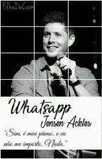 Whatsapp /••/ Jensen Ackles by FilhaDeCaim