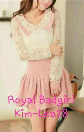 Royal Badgirl by Kim-Lea28