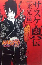 Naruto: Sasuke Shinden-Book of Sunrise by xeuphoricvibes