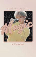 magic   jihoon by mashihotato