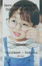 Childhood ~ Kookmin by Mochiminie_Kookmin