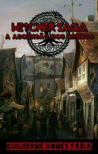 Witcher Saga - A Ascensão dos Bruxos by Guilhermeg2801