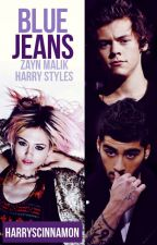 Blue Jeans » Harry Styles » Zayn Malik by harryscinnamon
