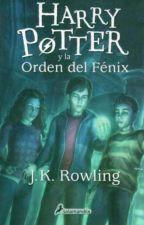 Harry Potter y La Orden del Fénix by MartinaMorales663