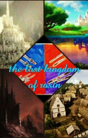 The lost kingdom of rosin. (A tmnt ninja knight fan fiction.)