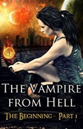 The Vampire from Hell by itsNeganBitch