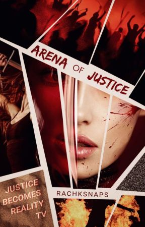 Arena of Justice (completed) by rachksnaps