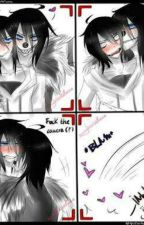 Cortos Yaoi Creepys by Tommy_Reager