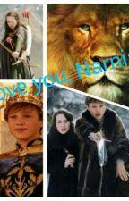 I love you, Narnia  by xXLittleAngelXx06
