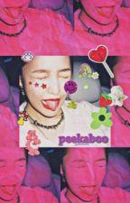 PEEK-A-BOO ; cover tutorials & tips by gunsiuck