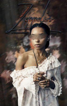 Zeppelin  Supernatural  by Melaninaide