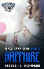 Sapphire (Blackhawk MC #2) by rebekahlthompson