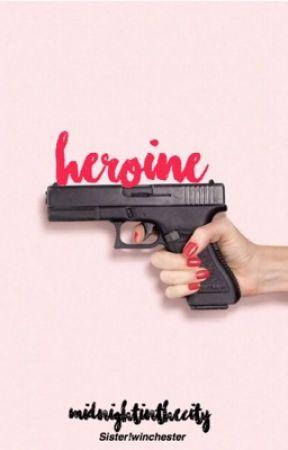 Heroine by midnightinthecity