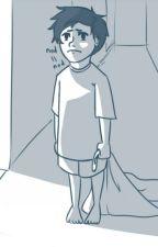 percy jackson se convierte en un niño by fan_451