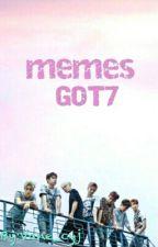 MEMES GOT7 by Vane_cyj