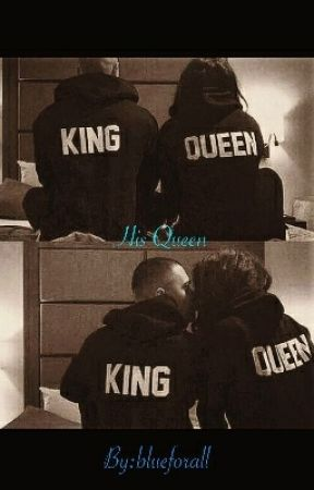 His Queen by blueforall