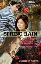 Spring Rain [YoonHun] by xohorat