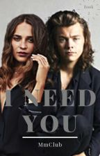 I need you ( Harry styles vampire ) by MmClub