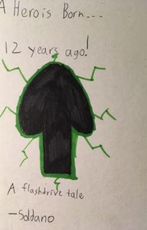 A hero is born : 12 years ago  by ArntMern721