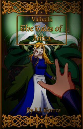 Valhalla The Tales of Anita by AJTorres0