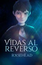 Vidas al reverso 《Jack Frost》 by LovedPanda