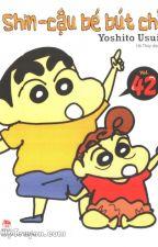 Shin-cậu bé bút chì - tập 42 by hang_sami