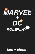 MARVEL + DC RP *NEW* by Zozoeebo