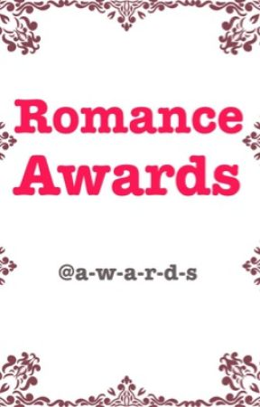 Romance Awards by a-w-a-r-d-s