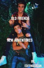 Old Friends... New Adventures // Wattys 2017 by sagaciousdolan