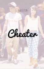 Cheater // zeigh one shot by louweedsblunt